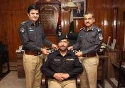 ایس ایس پی طاہر خان نوں افغانستان وچ قتل کر دتا گیا