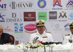 8th Chief of the Naval Staff Amateur Golf Championship Venue: Raya Golf and Country Club, Lahore