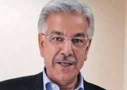 خواجا آصف نے گورنر سندھ نوں انگریزی غلط لکھن اُتے شرمندہ کر دتا
