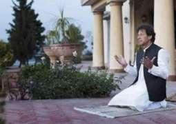 وزیر اعظم بنن مگروں وی عمران خان دیاں عبادتاں وچ کمی نہ آئی