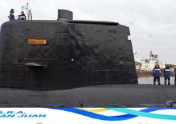 Argentine Navy Chief Says Discovered San Juan Sub Deformed With Signs of Explosion
