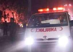 تحریک انصاف دے رہنما قاتلانہ حملے وچ ہلاک