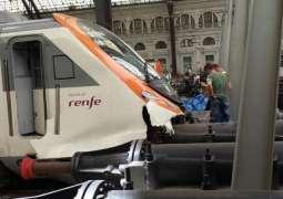 Train Derailment in Catalonia Leaves 1 Dead, 5 Injured - Emergencies Service