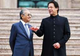 Dr Mahathir Mohamad thanks PM Imran for visiting Malaysia in heartfelt post