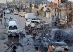 ہنگو وچ دھماکا:موتاں دی گنتی 31ہوگئی