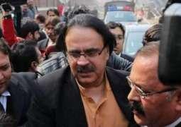 پی ٹی وی کرپشن کیس:ڈاکٹر شاہد مسعود نوں گرفتار کر لیاگیا
