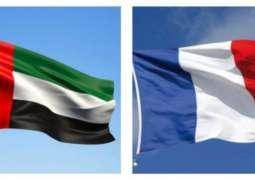 مقدمة 1 / الإمارات وفرنسا تجددان التزامهما بتعزيز شراكتهما الاستراتيجية ورغبتهما في خلق مناخ مزدهر ومستقر