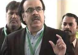 پی ٹی وی کرپشن کیس:ڈاکٹر شاہد مسعود دا 5دناں دا ریمانڈ منظور