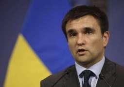 Kiev Plans to Discuss Kerch Strait Crisis at 'Normandy Four' Meeting on Monday - Klimkin