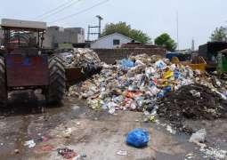 لاہور گندا ترین شہر بن گیا