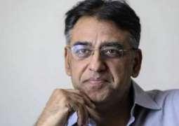 پاکستان نوں آئی ایم ایف پیکج دی چھیتی نہیں:وزیر خزانہ اسد عمر