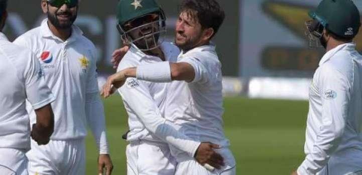 دبئی ٹیسٹ: پاکستان نے نیوزی لینڈ نوں ہرا دتا پاکستان نے نیوز ی لینڈ نوں ہرا کے سیریز 1-1نال برابر ..