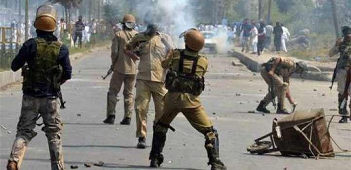 مقبوضہ کشمیر، بھارتی فوجیک پین 4 کشمیری ورناتے شہید کریر، کچ 22 مس