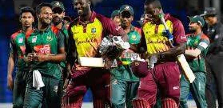 ویسٹ انڈیز و بنگلہ دیش نا ٹیم تا نیام اٹ ارٹ میکو و آخیریکو ٹیسٹ (پگہ) جمعہ نادے آ بناکیک