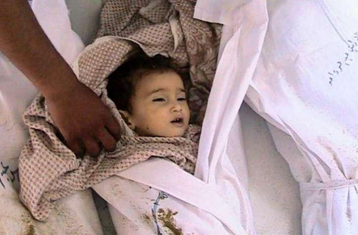 الأمم المتحدة تعرب عن قلقھا ازاء وفاة 30 طفلا في سوریا