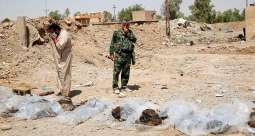 Daesh's legacy of terror: UN reports at least 200 mass graves in Iraq