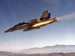 مقتل 105 شخصا عبر ھجوم قوات التحالف الأمریکي الجویة في سوریا