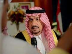 أمير منطقة الرياض يشرف حفل سفارة سلطنة عمان