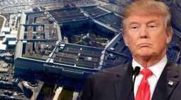 پاک امریکا فوجی تعلقات وچ کوئی تبدیلی نہیں آئی:ترجمان امریکی وزارت دفاع