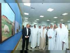 انطلاقة أسبوع التراث الكويتي بالشارقة