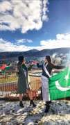 Miss Pakistan, Miss India root for peace between two neighbours
