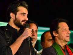 Hamza Ali Abbasi finds a silver lining in criticism on PTI's 100 day performance