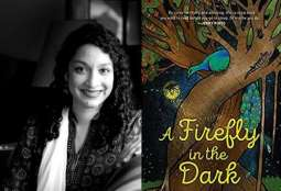Pakistani author's novel 'A firefly in the dark' to turn into TV series