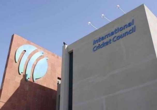 پاک بھارت کرکٹ جھیڑا:آئی سی سی نے پی سی بی دا کیس خارج کر دتا