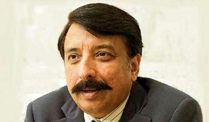 لاہور قلندر پی ایس ایل فور وچ دوجیاں ٹیماں لئی مشکل تے خطرناک حریف ثابت ہوئے گی:رانا فواد