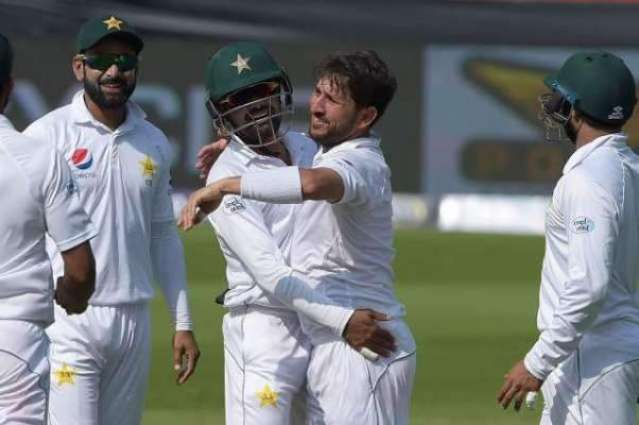 دبئی ٹیسٹ: پاکستان نے نیوزی لینڈ نوں ہرا دتا پاکستان نے نیوز ی لینڈ نوں ہرا کے سیریز 1-1نال برابر کیتی،یاسر شاہ نے 14شکار کیتے