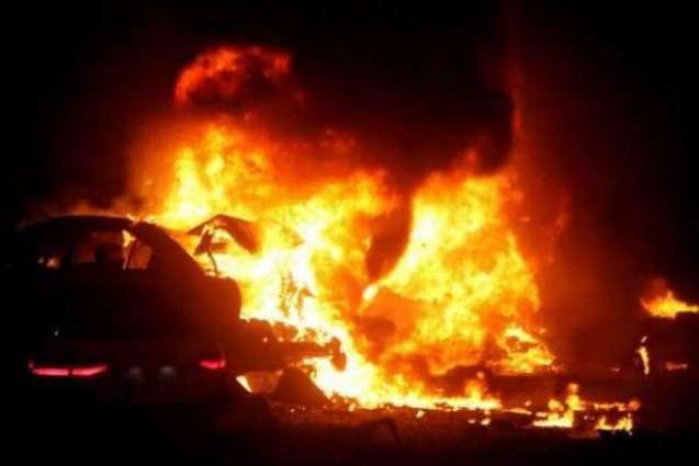 باجوڑ ایجنسی وچ دھماکا،2بندے ہلاک،کئی زخمی