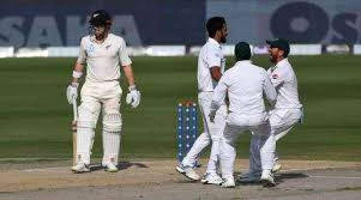 پاکستان اتے نیوزی لینڈ دیاںکرکٹ ٹیماں وچال تریجھا اتے چھیکڑی ٹیسٹ میچ سنوار3 دسمبر توں شروع تھیسی