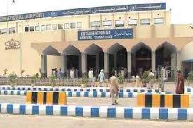 پشاور ائر پورٹ توں 2ارکان اسمبلی نوں گرفتار کیتے جان دی اطلاع