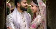 Anushka, Virat exchange love as they celebrate first anniversary today