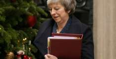 UK's May Says to Stand Down Before 2022 General Election - Reports