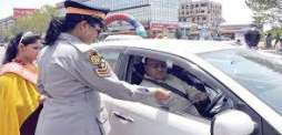 چنگی ڈرائیونگ کرن والیاں لئی انعام دا اعلان