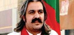 بنجاہی وزیر امور کشمیر ءُُ گلگت بلتستان علی امین خان گنڈاپور ءِ اے پی ایس ءِ شہیدانی چارمی سالروچ ءِ موہ ءَ کلوھ