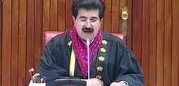 محمد صادق سنجراني د خپل پلاوي سره د سعودي شوریٰ کونسل سپیکر عبداللہ بن محمد الشېخ سره وليدل