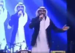 Saudi singer sings Pakistan's national anthem, video goes viral