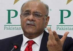 Najam Sethi reveals about his tenure as PCB chairman