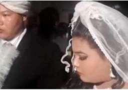 Friendship via Facebook: Chinese man marries Pakistani girl in Muridke