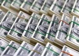 انٹر بنک مارکیٹ وچ ڈالر تگڑاہوگیا
