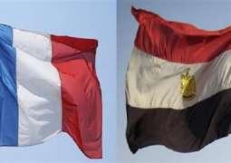 بحر الاحمر اچ مصر اتے فرانس دیاں سانجھیاں فوجی مشقاں جاری