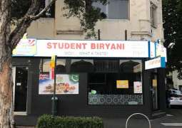 Pakistan's student biryani will now be available in Australia!