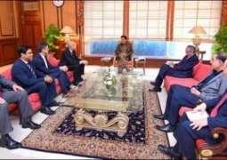 پاکستان وچ سرمایہ کاری تسلی بخش قرار