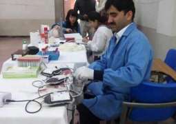 OGDCL sets up medical camp for breast cancer diagnosis