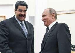 Russian President Vladimir Putin and his Venezuelan counterpart Nicolas Maduro will meet in Moscow on Wednesday