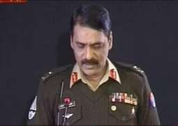 India deliberately targets civilian population which we cannot respond to: ISPR