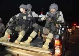 دہشت گرداں دا پنجاب رینجرز اُتے حملا