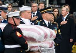 George H.W. Bush, president and servant-statesman, is laid to rest